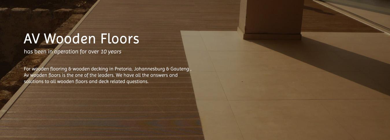 Wooden Decking Wooden Flooring Installation Repair Pretoria